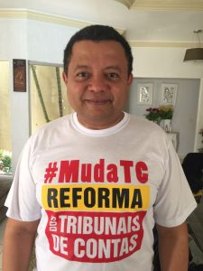 Ex-juiz e advogado Marlon Reis - Em defesa da PEC 329