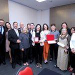 CNPGC homenageia ex-presidente Elizeu de Moraes Corrêa
