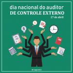 CNPGC saúda os auditores de controle externo, pelo seu dia