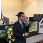 PGC/RN, Ricart César fala sobre termo de Ajustamento da Gestão em simpósio no TCE/RN