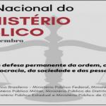 14 de setembro – Dia Nacional do Ministério Público
