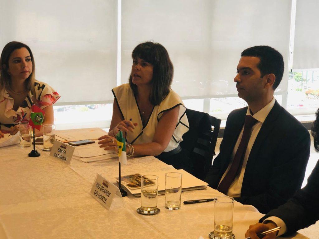 Reunião do CNPGC em Florianópolis (28/11/2018)