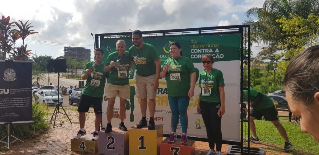 MP de Contas do Acre marca presença em corrida contra a corrupção