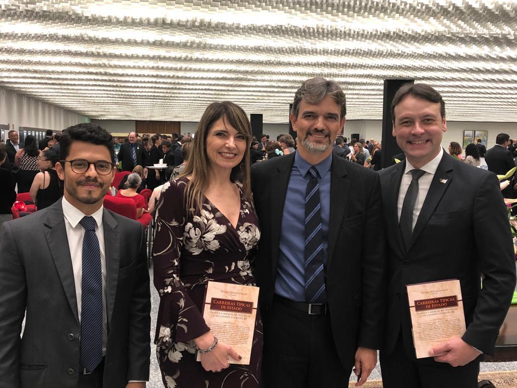Lançamento Livro - Brasília