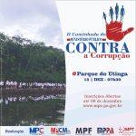 MPC do Estado do Pará realiza evento contra  a corrupção