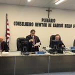 Paulo Henrique Araújo dos Reis toma posse como Procurador-Geral de Contas do Maranhão